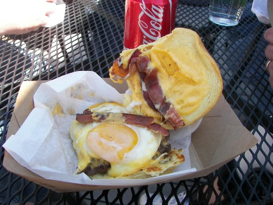 Jack Brown's Beer & burger Joint: The chiflet