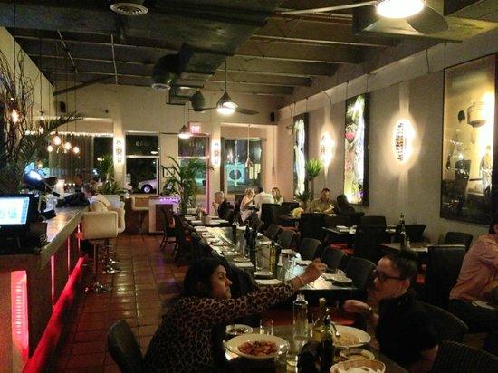 Da I Frasca Dining Room
