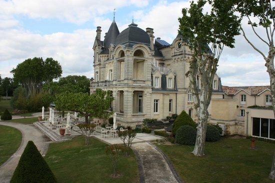 Chateau Grand Barrail 사진
