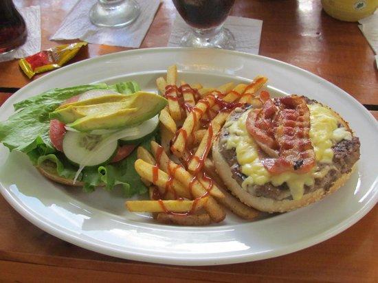 Restaurante Buru: Una Hamburguesa para Lau¡¡