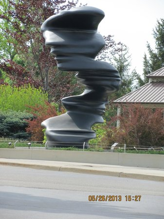 Incredible Picture Of Frederik Meijer Gardens Sculpture Park Grand Rapids Tripadvisor