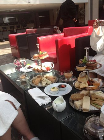 Champagne Afternoon Tea Picture Of Grange St Paul S
