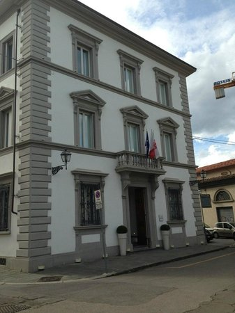 Hotel Home Florence: Front View