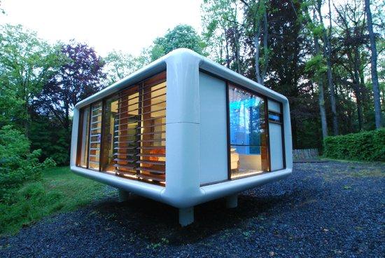 loftcube photo de chateau de la poste assesse tripadvisor. Black Bedroom Furniture Sets. Home Design Ideas