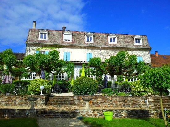 Hostellerie Saint-Jacques: l'hôtel