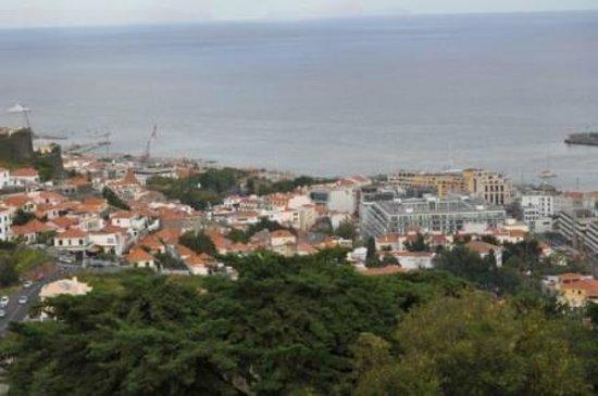 Quinta Das Vistas Palace Gardens : view from room
