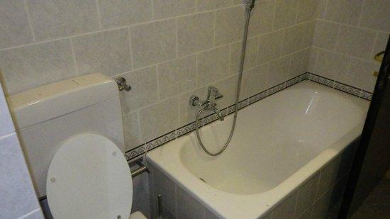 Galles Hotel : bath