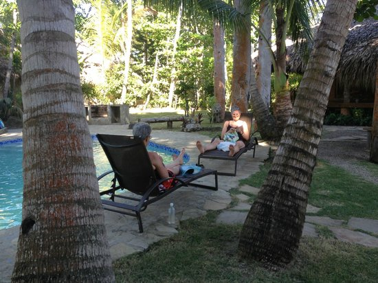 Natura Cabana Boutique Hotel & Spa: the pool