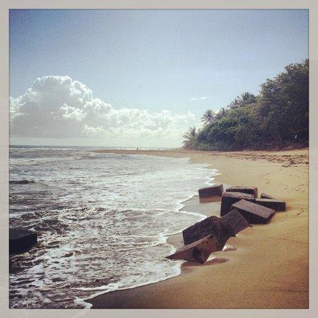 Natura Cabana Boutique Hotel & Spa: a walk down the beach