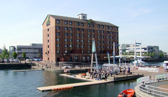 Holiday Inn Express Manchester - Salford Quays: Great location