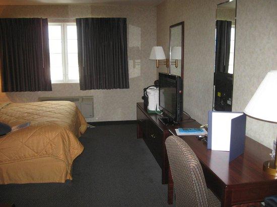 Story City, IA : Our room