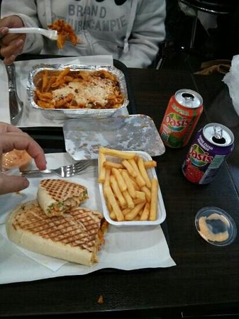 Pizzeria Baraka