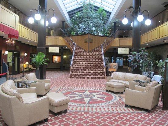 Hotel Rimouski: Hall d'entré