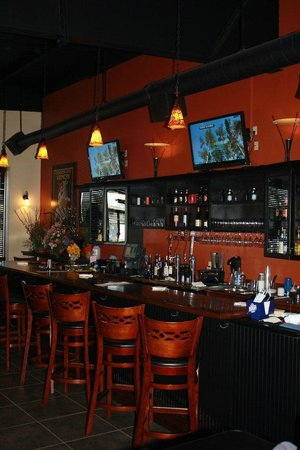 The Dish Cafe: Our Bar