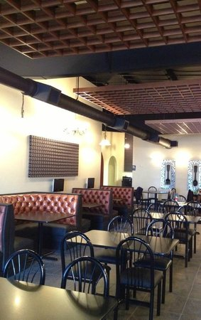 The Dish Cafe: Dinning Room