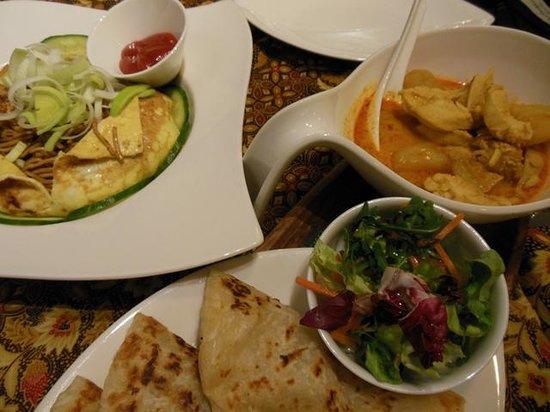Today S Dinner Picture Of Borneo Malesialainen Ravintola