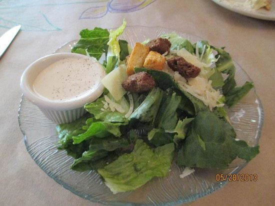 Common Man: Caesar Salad