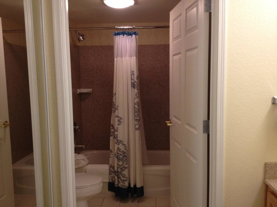 Residence Inn Scottsdale North : Tub/shower