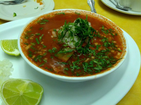 Clemente Seafood Restaurant: Seafood Soup
