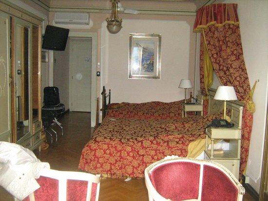 Grand Hotel Britannia Excelsior: Room 334