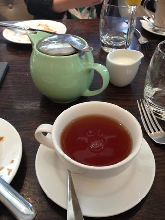 The Botanist : cute teapot