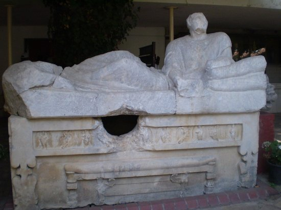 Archaeological Museum of Izmir: .