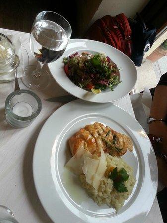 Francesco: Chicken and Rice Dish