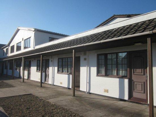 Green acre motel north cornelly pays de galles voir for Motel bas prix