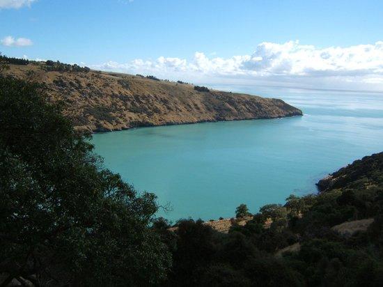 Eastern Bays Scenic Mail Run: Beautiful scenery