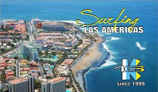 K16 Surf Shop & School: SURFING LAS AMERICAS