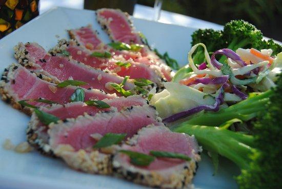 Angus Seafood Meats Spirits: Tuna