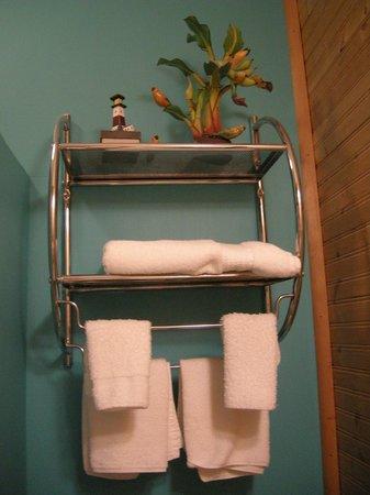 Maison de Lagniappe: Fluffy towels