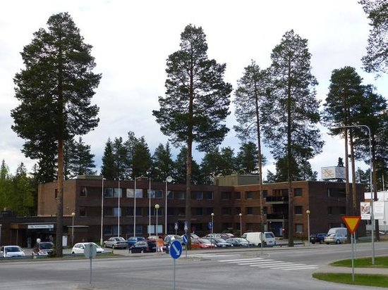 Hotel Kiannon Kuohut: The exterior