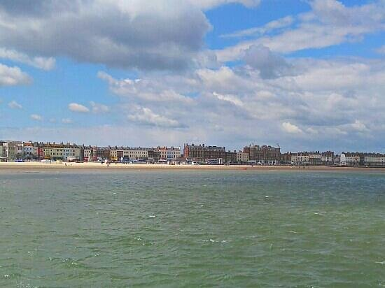 The Bay Guest House: Weymouth