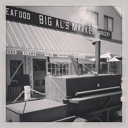 Big Al's Seafood : The Smoker