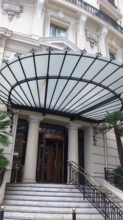 Hotel de Paris Monte-Carlo: Entrance