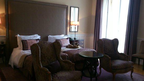 Hotel de Paris Monte-Carlo: Comfortable beds
