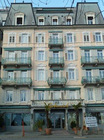 Hotels Schmid und Alfa