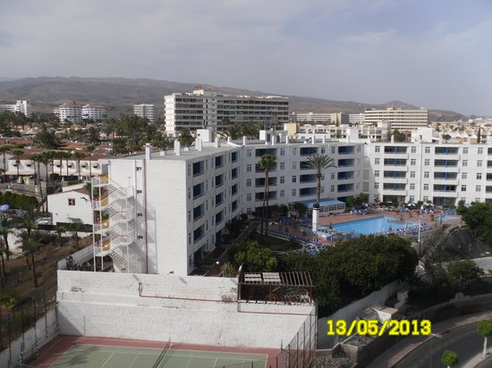 Hotel THe Anamar Suites: the view