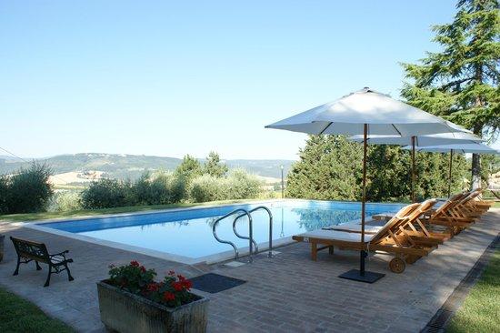 Il Casale Rosceto : piscina