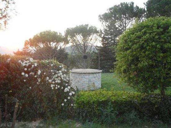 Il Casale Rosceto : panorama
