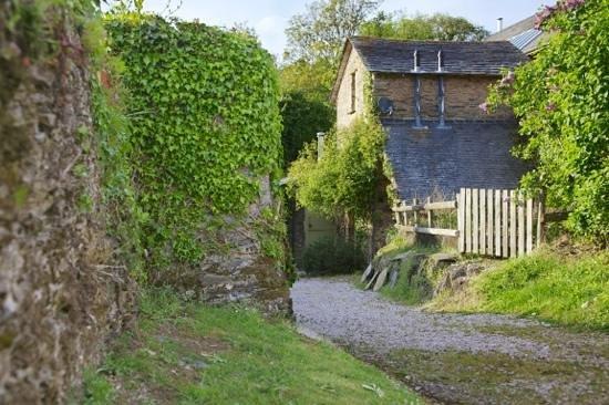 Flear Farm Cottages: Linhay Lodge