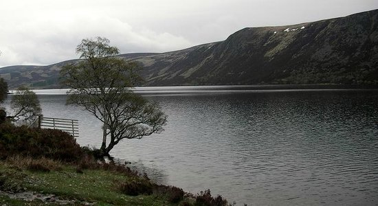 Loch Muick: View over the Loch