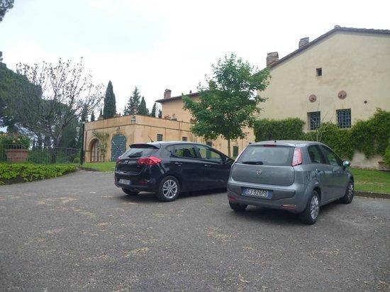 Castello di Pastine : Castello