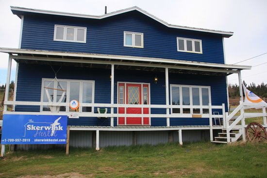 HI Trinity Skerwink Hostel: The lovely blue
