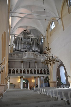 Riga Cathedral: Walcker & Sons Pipe Organ, Riga Dome Cathedral