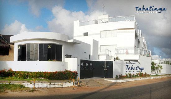 Tabatinga Beach Resort Facade