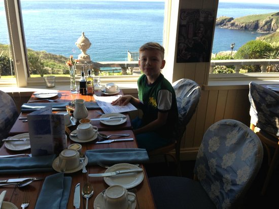 Housel Bay Hotel & Restaurant: breakfast