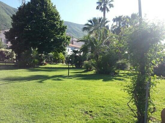 Villa Italia Nocera inferiore: giardino 2