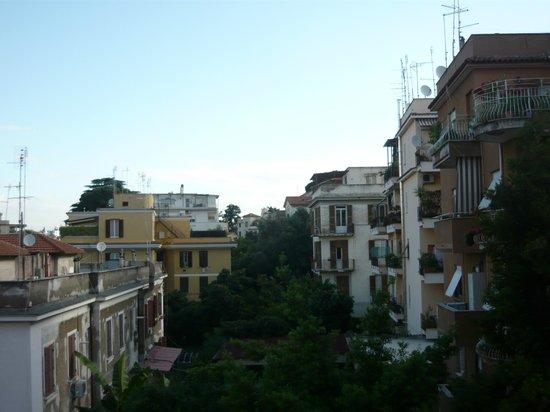 Villa Maria Rosa Molas: view from room 214